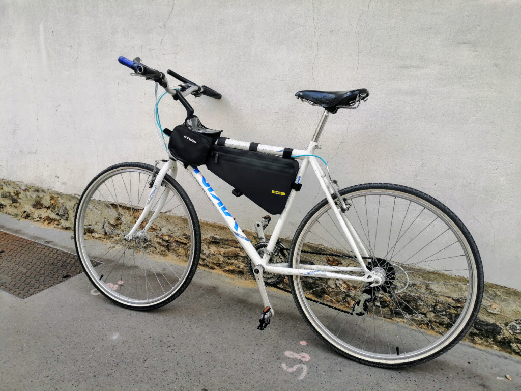 Qualité acier vélo Viking XRT Urban trail.  Img_2013