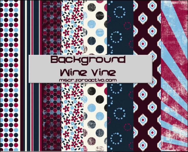 Backgrounds Wine Vine 028