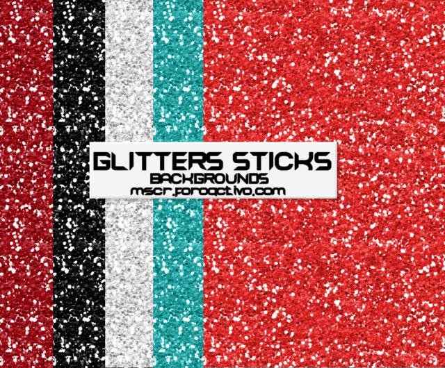 Glitters Sticks Backgrounds 029