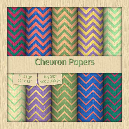 Background Chevron Papers - Full size Chevro10