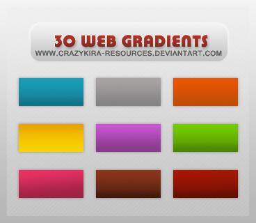 Gradients 05-web style D17vvf10