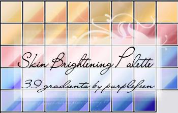 Gradients 003: Skin Brightener Dvf00h10