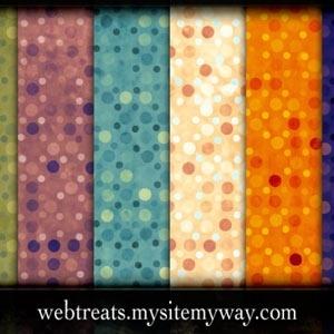 Exotic Polkadots Patterns Exotic10