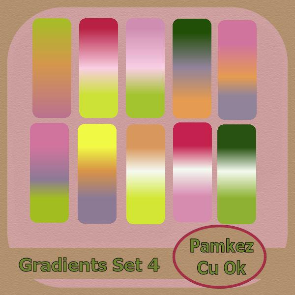 PSP Gradients Set 4 Freebie Pk_gra11