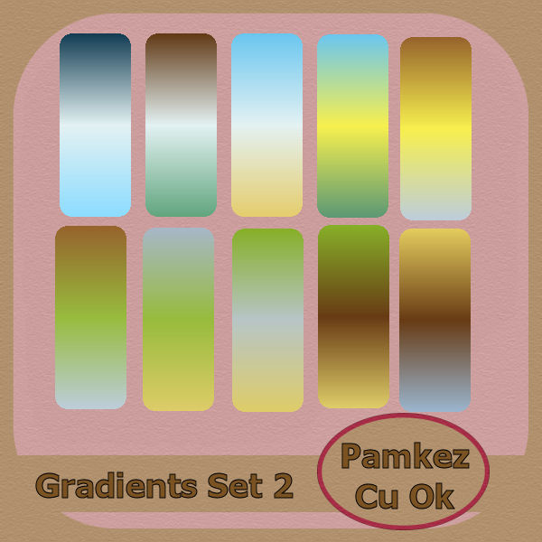 PSP Gradients Set 2 Freebie Pk_gra13