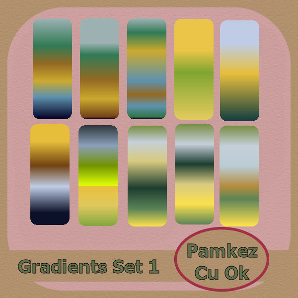 PSP Gradients Set 1 Freebie Pk_gra14