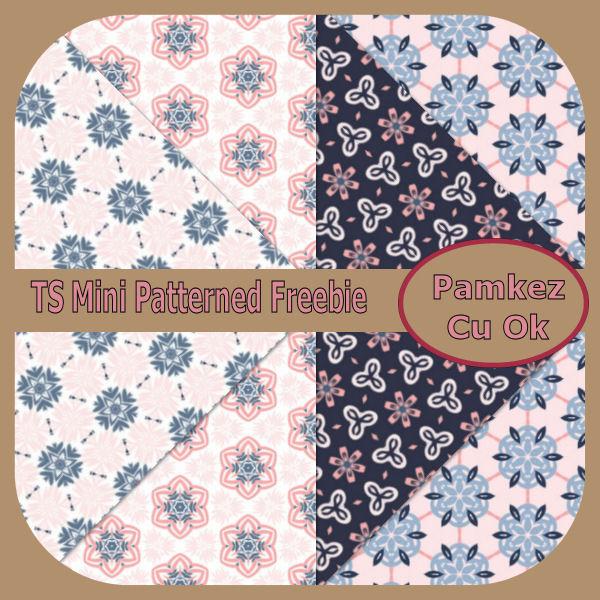 Mini TS Patterned Papers Freebie Pk_min11