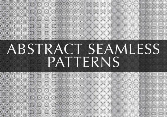 Abstract Seamless Pattern Set Ps_pat11