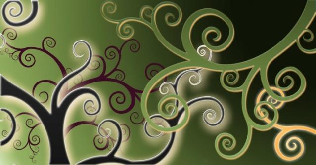 Swirl Trees Brushes Swirl_10