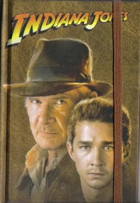 Indiana Jones, menu top quick, 2008 Acqui311