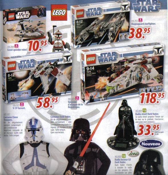 Toutes les nouveautées Star Wars I110