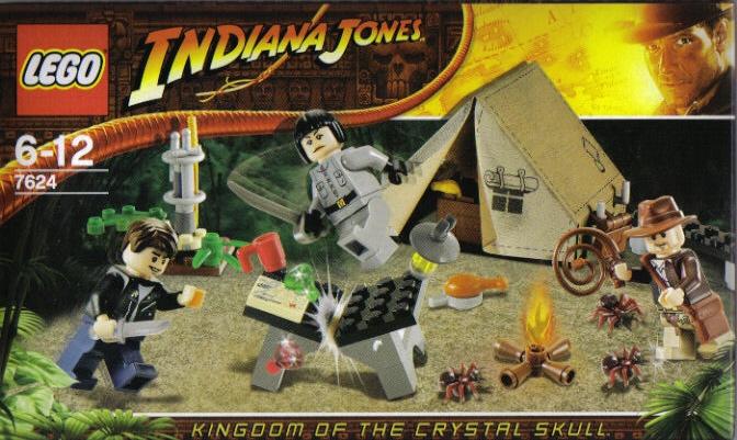 Légo Indiana Jones Indi310