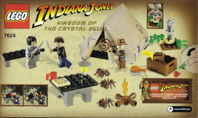 Légo Indiana Jones Indi410