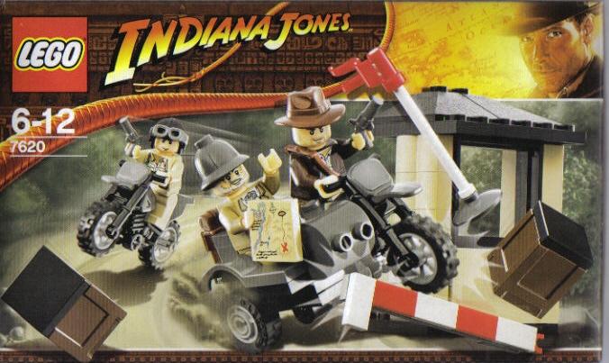 Légo Indiana Jones Indi510