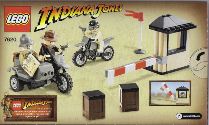 Légo Indiana Jones Indi610