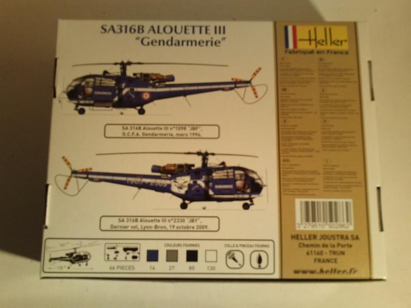 Alouette III gendarmerie nouveau package 2012 Gedv0015