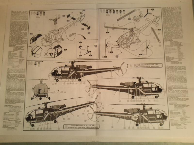 Alouette III gendarmerie nouveau package 2012 Gedv0019