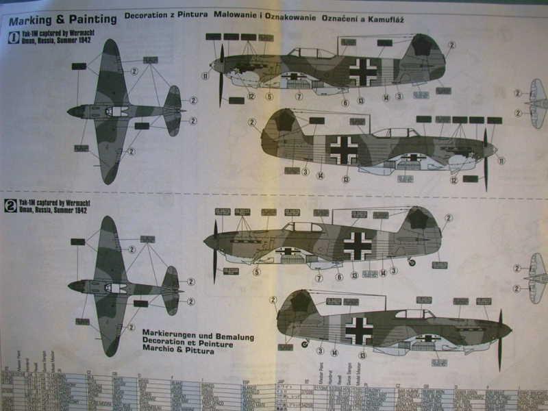 Multi-présentations MASTERCRAFT d avions au 1/72ème Imag0168