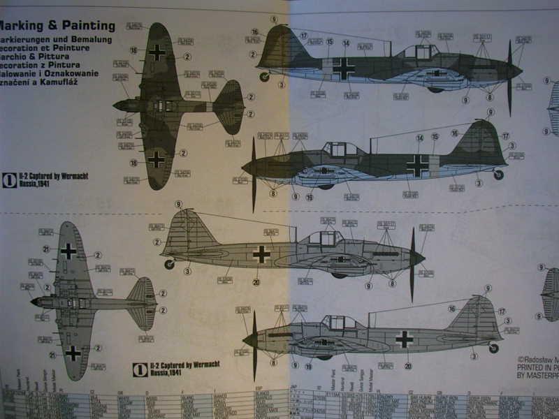 Multi-présentations MASTERCRAFT d avions au 1/72ème Imag0175