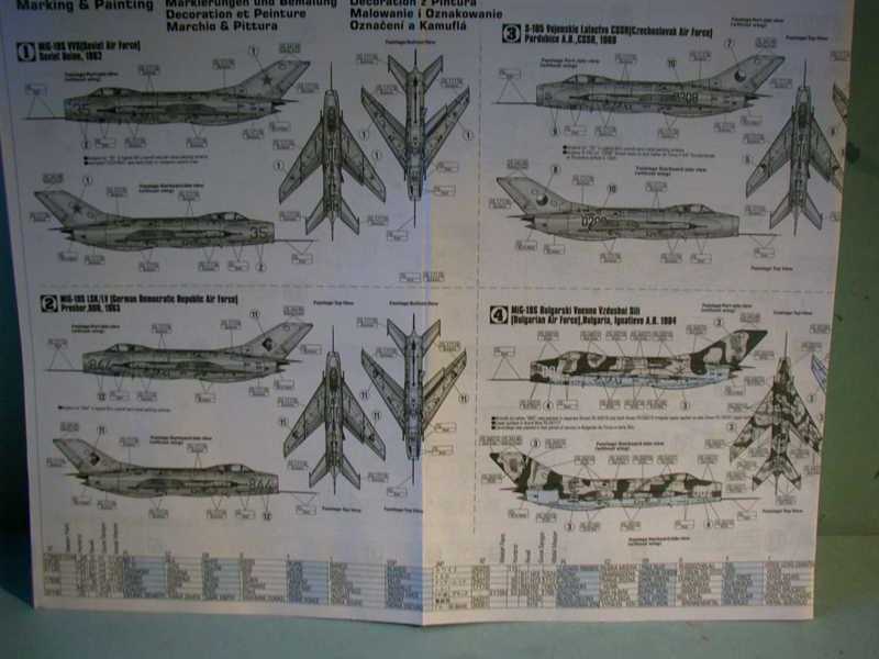 Multi-présentations MASTERCRAFT d avions au 1/72ème Imag0187