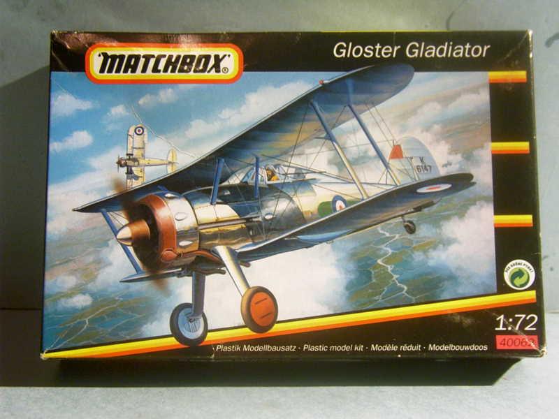 Comparatif GLOSTER GLADIATOR 1/72ème Imag0281