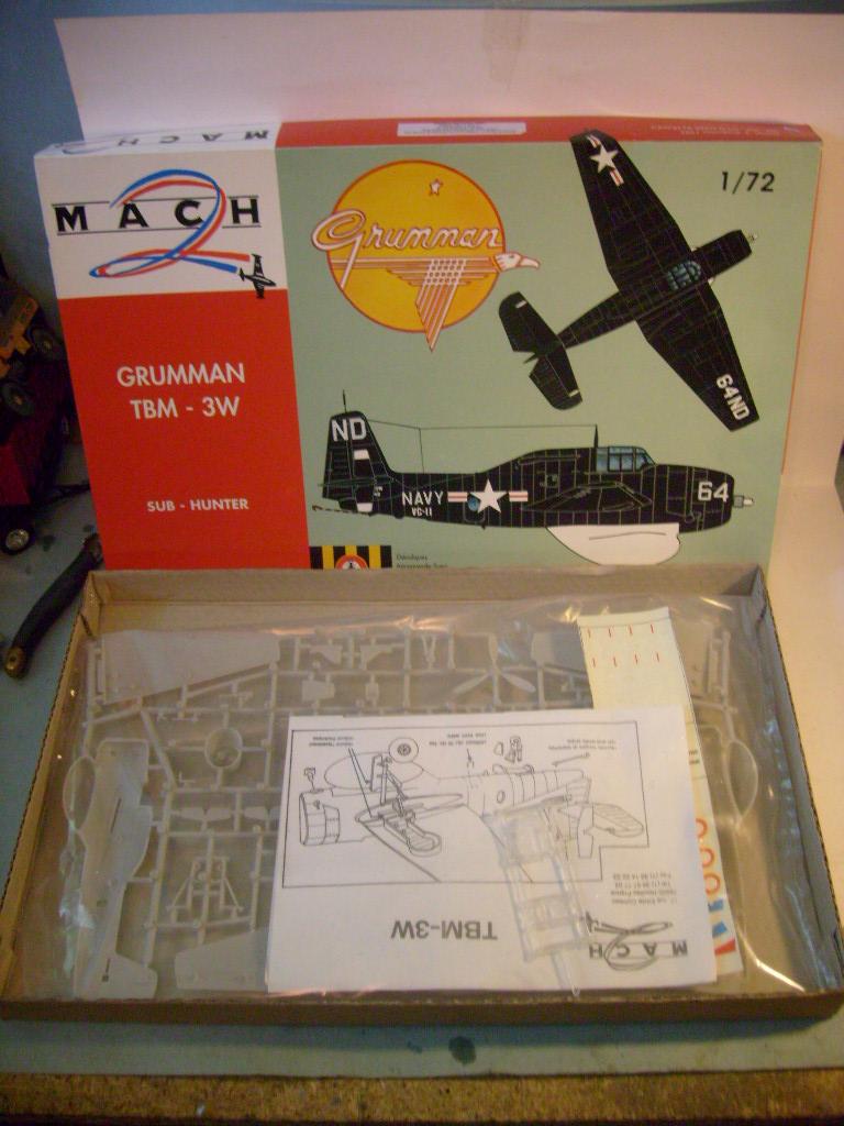 [Mach 2] Grumman TBM - 3W S7300368