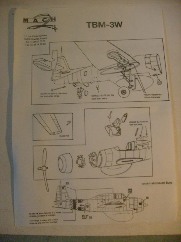 [Mach 2] Grumman TBM - 3W S7300369