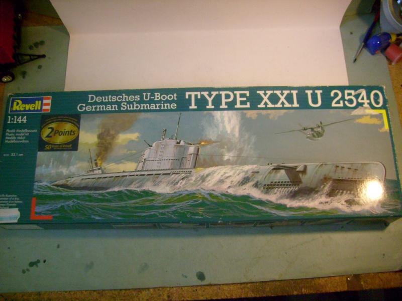 [Revell] Uboat Type XXI U2540 au 144 eme S7300378