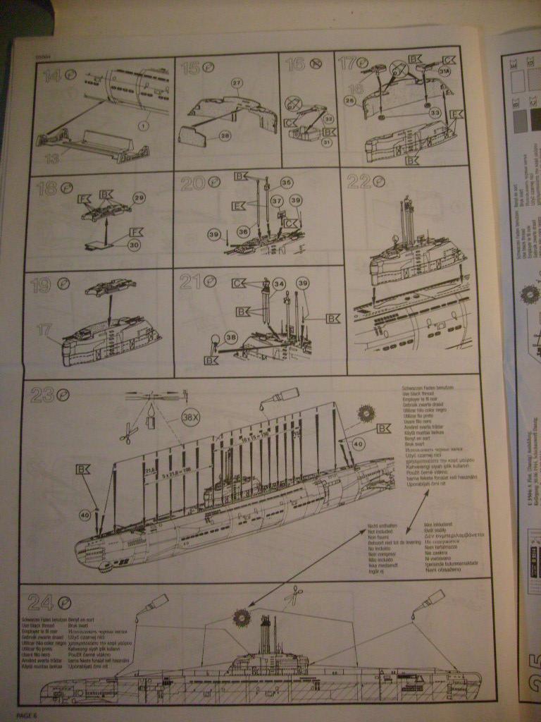 [Revell] Uboat Type XXI U2540 au 144 eme S7300383