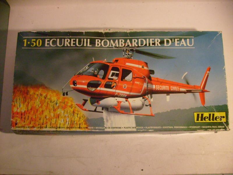 AEROSPATIALE AS 350 ECUREUIL SECURITE CIVILE 1/50ème Réf 80425 S7301425