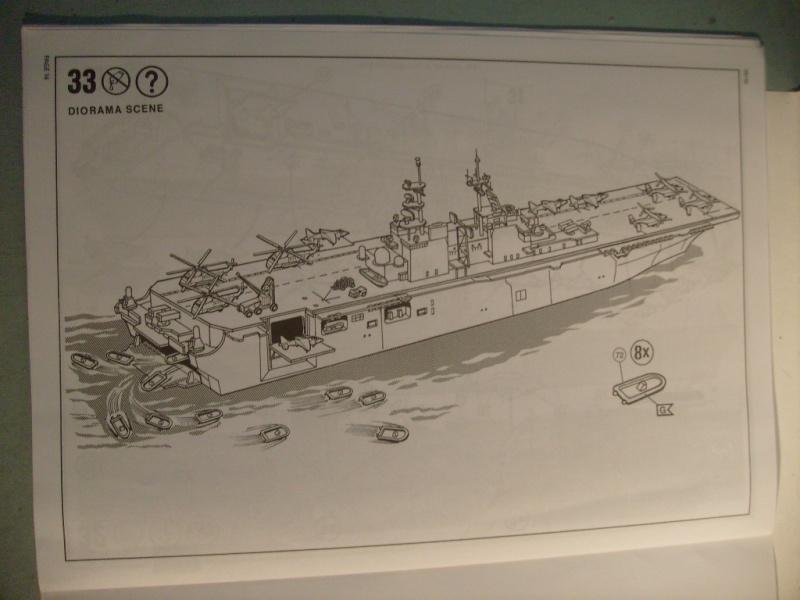 [REVELL] Navire amphibie d assault LHD-3 USS KEARSARGE 1/700ème Réf 05110 S7302044
