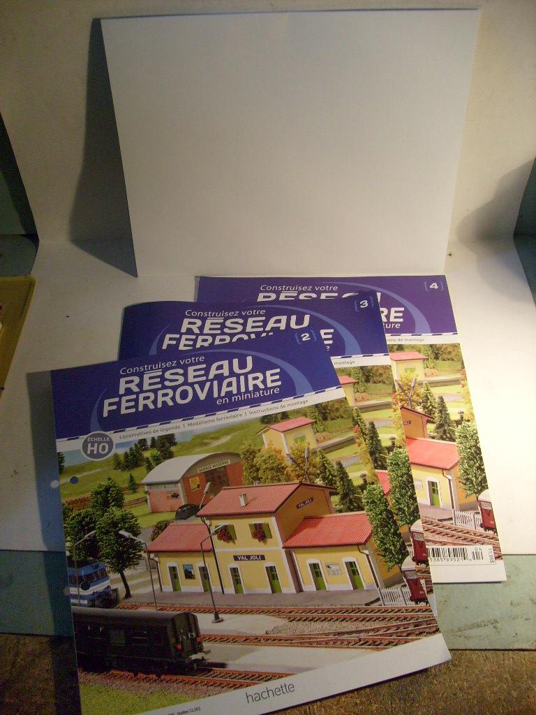 Construisez votre réseau ferroviaire, Hachette, octobre 2012 S7304234