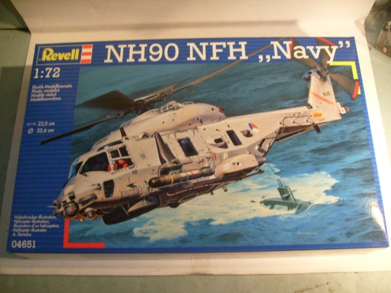 "[Revell] NH90 NFH ""Navy"" S7304275"