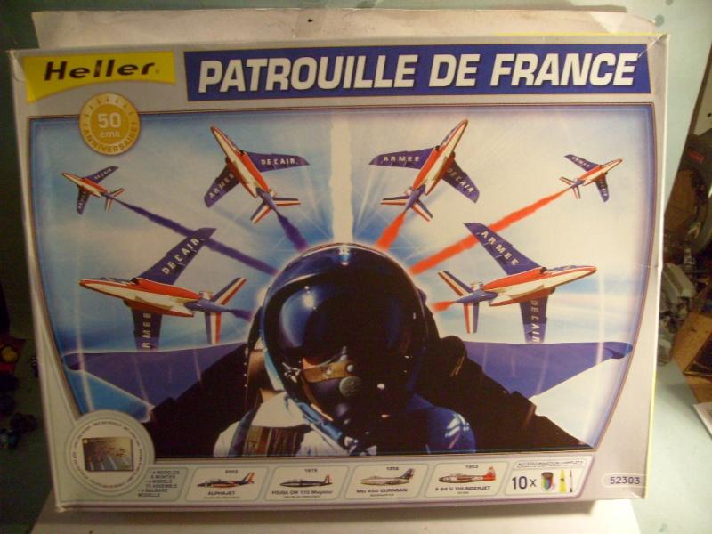 """[Heller] Patrouille de France """"les 50 ans"""" S7304322"""