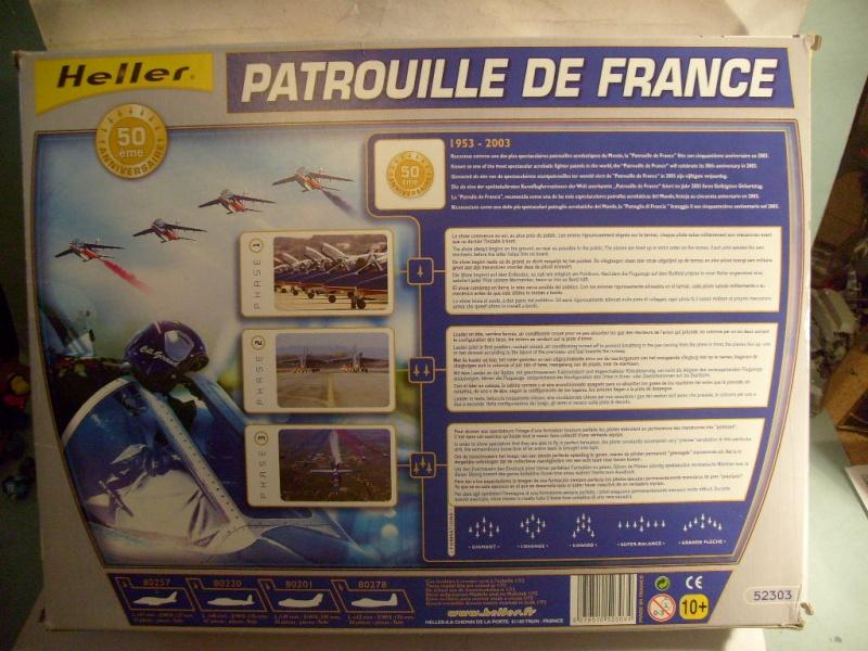 """[Heller] Patrouille de France """"les 50 ans"""" S7304323"""
