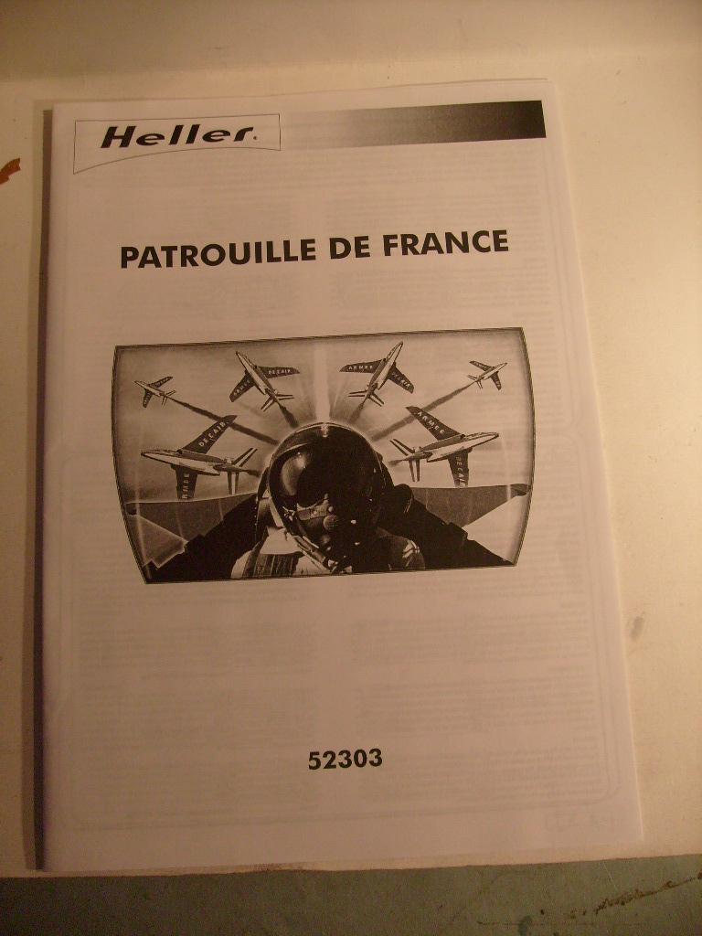 """[Heller] Patrouille de France """"les 50 ans"""" S7304326"""