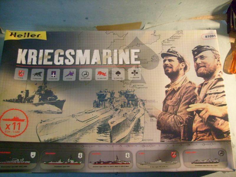 [Heller]Set Kriegsmarine au 400 eme S7305041