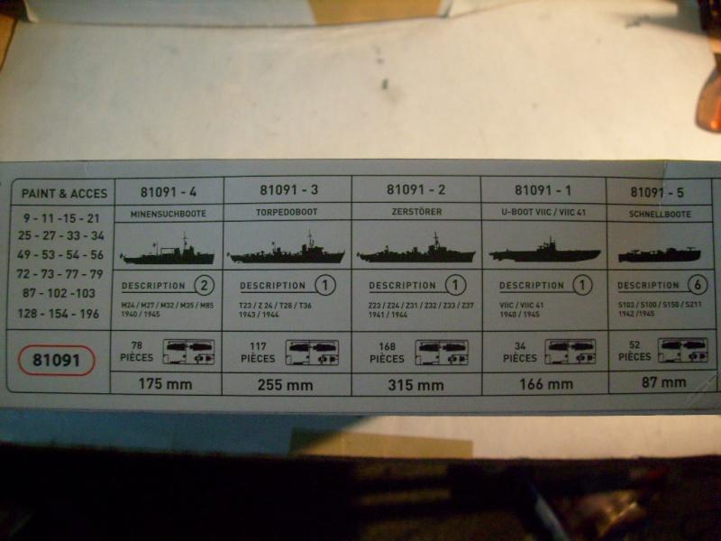 [Heller]Set Kriegsmarine au 400 eme S7305043