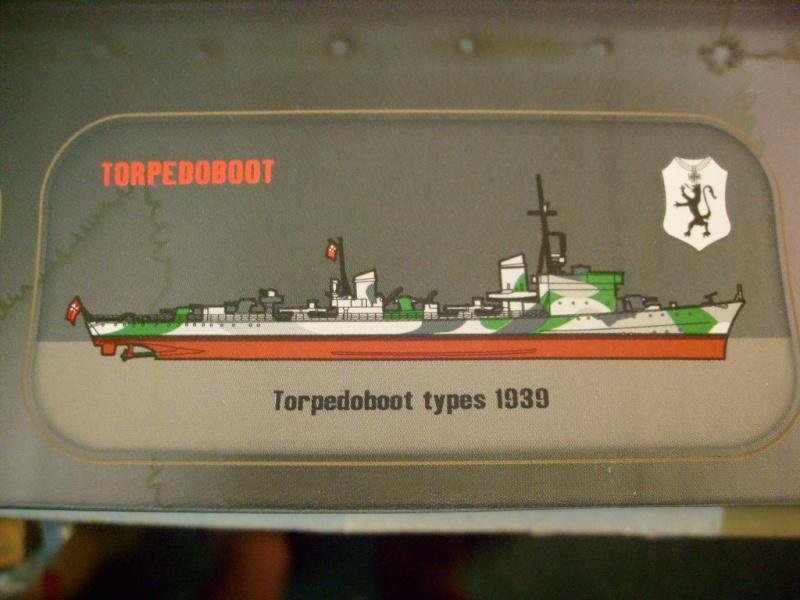 [Heller]Set Kriegsmarine au 400 eme S7305045