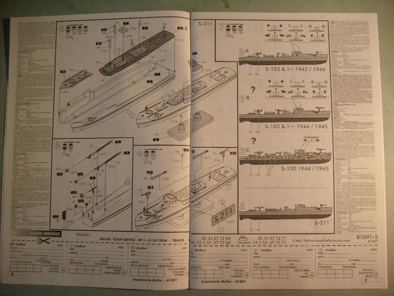 [Heller]Set Kriegsmarine au 400 eme S7305052