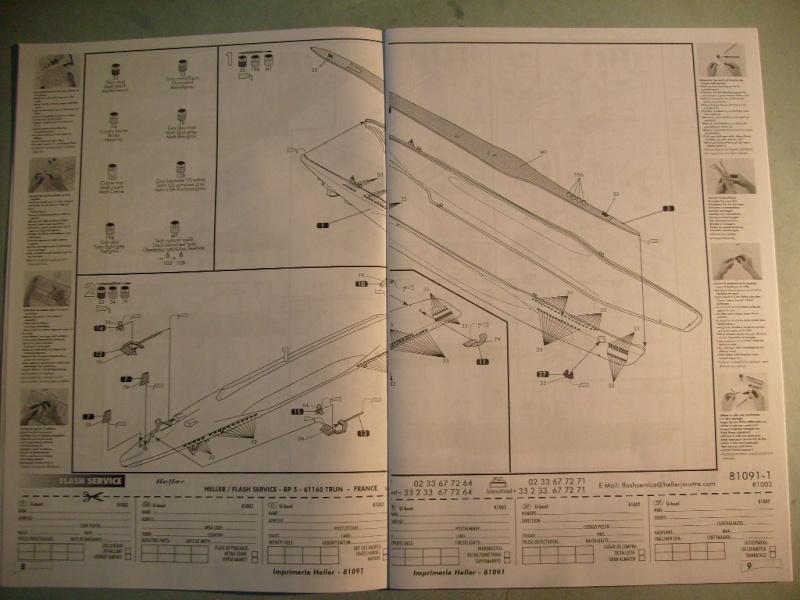 [Heller]Set Kriegsmarine au 400 eme S7305054
