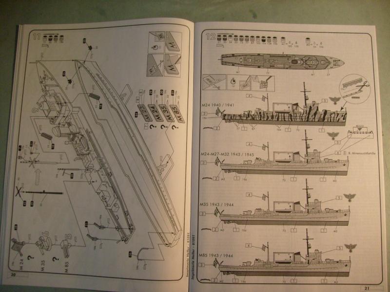 [Heller]Set Kriegsmarine au 400 eme S7305060