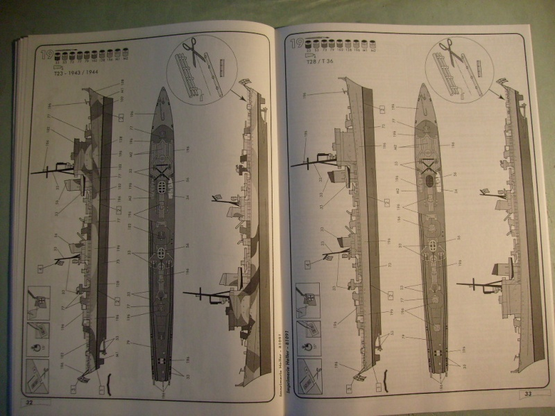 [Heller]Set Kriegsmarine au 400 eme S7305066