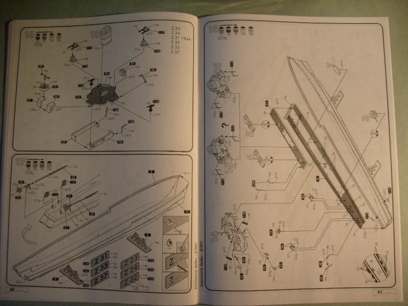 [Heller]Set Kriegsmarine au 400 eme S7305125