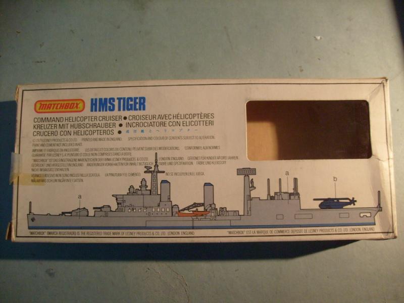 [MATCHBOX] Croiseur lance-missiles HMS TIGER 1/700ème Réf PK164 S7305132