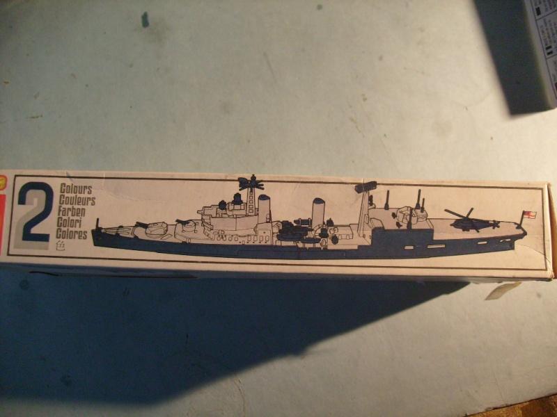 [MATCHBOX] Croiseur lance-missiles HMS TIGER 1/700ème Réf PK164 S7305133