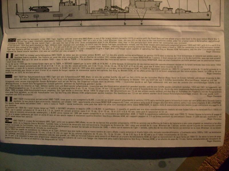 [MATCHBOX] Croiseur lance-missiles HMS TIGER 1/700ème Réf PK164 S7305135