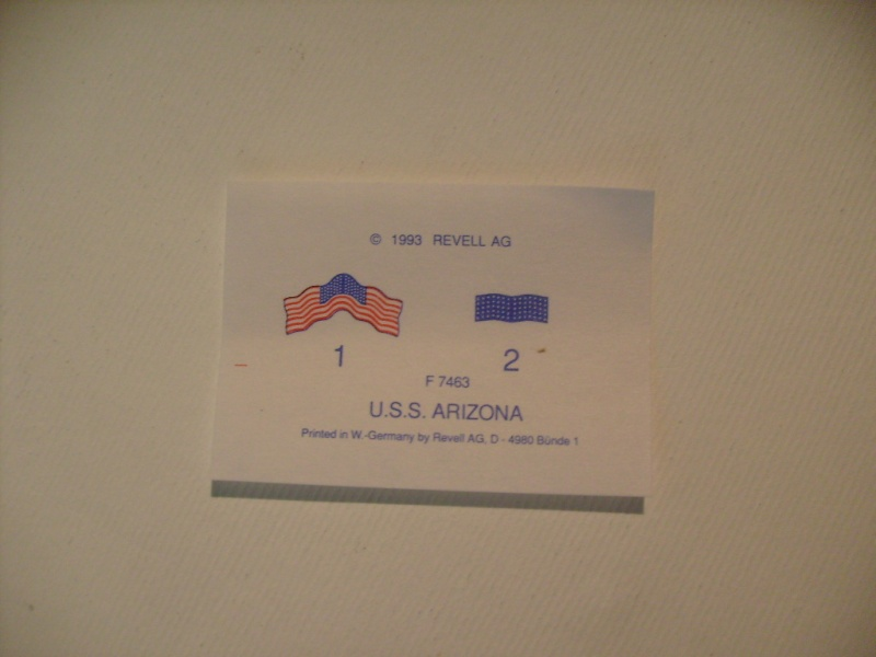 [Matchbox] Uss Arizona S7305454