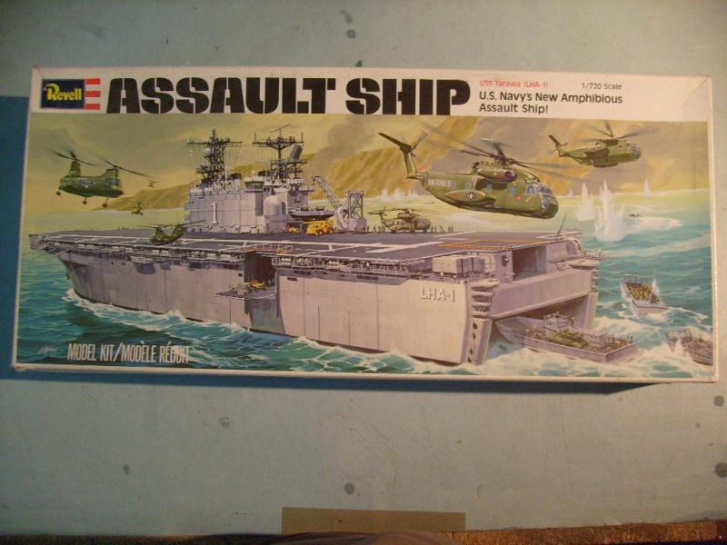 [Revell] USS TARAWA au 720 éme S7305667