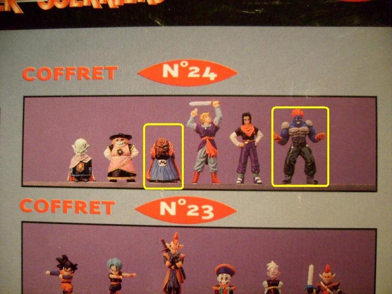 [Recherche] Miniature , LOTR , Dragonball !!! S7305765